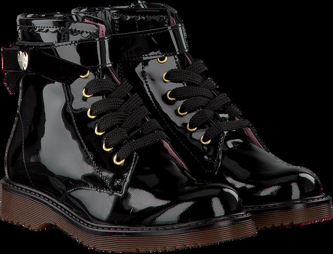 Zwarte LE CHIC Lange laarzen MARIA  - large