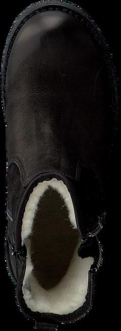 Zwarte CA'SHOTT Enkellaarsjes 14067  - large
