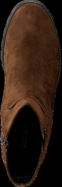 Cognac GABOR Lange laarzen 802.2 - large