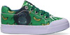 Groene GO BANANAS Lage sneakers GB_MONKEY-L  - small