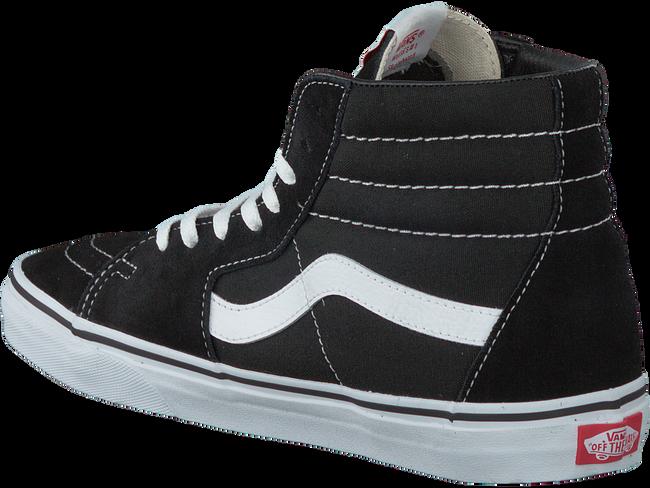 Zwarte VANS Sneakers SK8-HI HEREN  - large