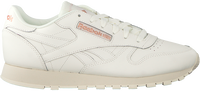 Witte REEBOK Sneakers CL LTHR WMN  - medium
