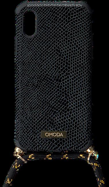 Zwarte OMODA Telefoonkoord XS/MAX IPHONE KOORD  - large
