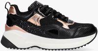 Zwarte REPLAY Lage sneakers CLOCK  - medium