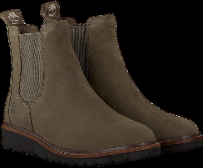 Groene TIMBERLAND Chelsea boots ELLIS STREET CHELSEA - large