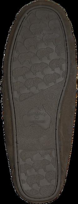 Groene WARMBAT Pantoffels MALMO  - large