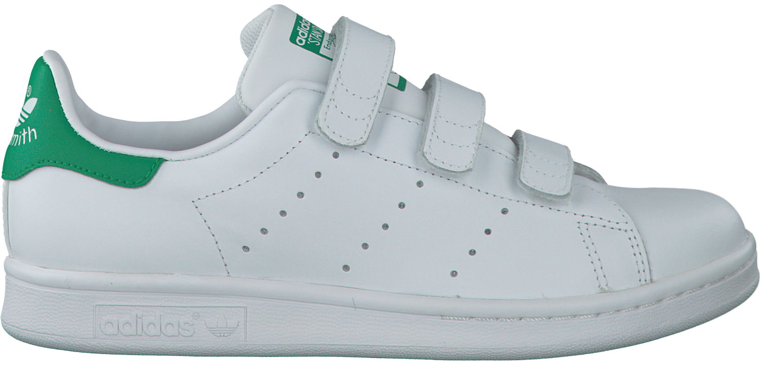 5278e104bc8 Witte ADIDAS Sneakers STAN SMITH CF J - large. Next