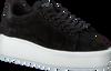 Zwarte NUBIKK Sneakers ELISE PERFO  - small