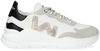 Witte WOMSH Lage sneakers WAVE  - small