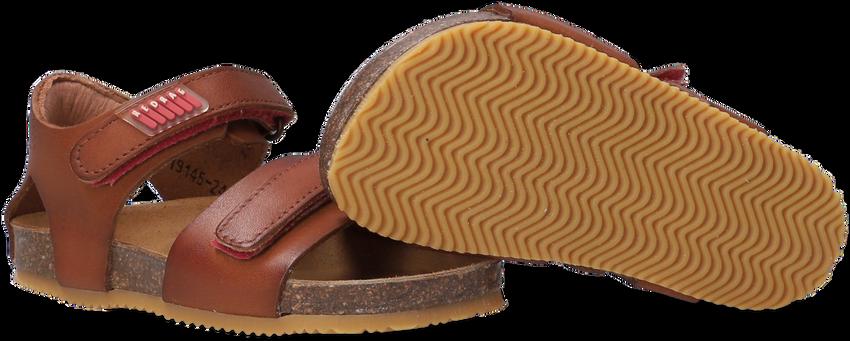 Cognac RED-RAG Sandalen 19145  - larger