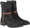Zwarte GIGA Lange laarzen 7950  - small
