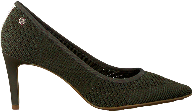 groene TOMMY HILFIGER Pumps TOMMY KNIT POINTY PUMP  - large
