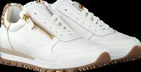 Witte OMODA Lage sneakers CASEY - medium