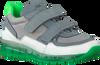 Grijze JOCHIE & FREAKS Lage sneakers 20420  - small