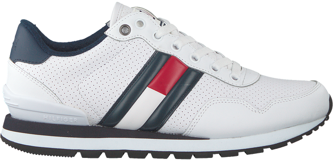 Witte TOMMY HILFIGER Sneakers LIFESTYLE  - large