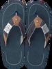 Blauwe GAASTRA Slippers GERTON  - small