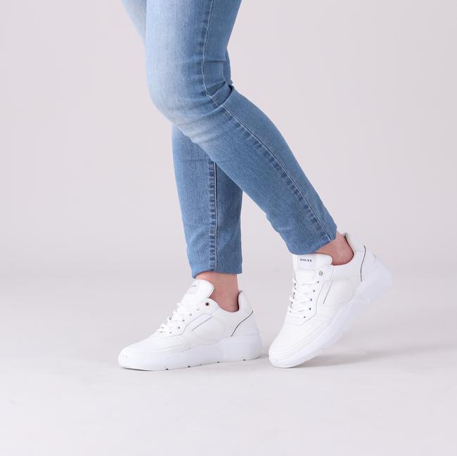 Witte NUBIKK Lage sneakers ROQUE ROAD  - large