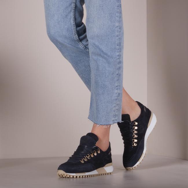 Blauwe VIA VAI Lage sneakers GIULIA BOLD  - large