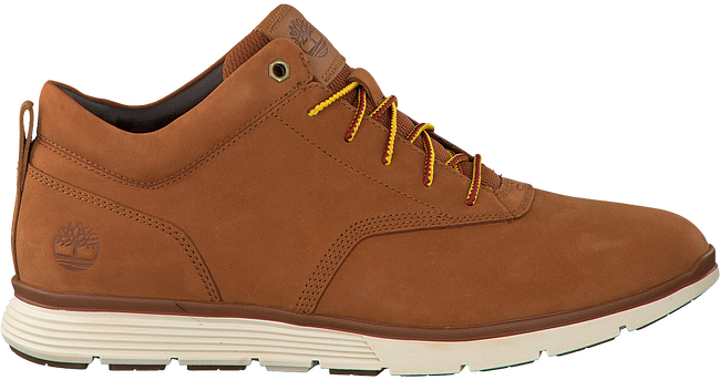 Cognac TIMBERLAND Sneakers KILLINGTON HALF CAB  - large