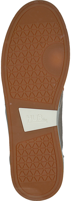 Beige HUB Sneakers CHUCKER - large