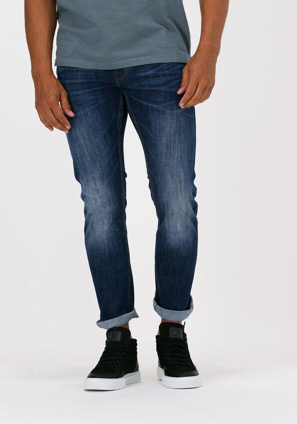Donkerblauwe PME LEGEND Slim fit jeans PME LEGEND NIGHTFLIGHT JEANS S - larger