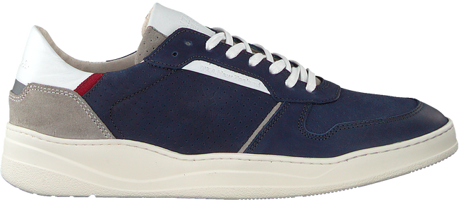 Blauwe NZA NEW ZEALAND AUCKLAND Sneakers KUROW II - large