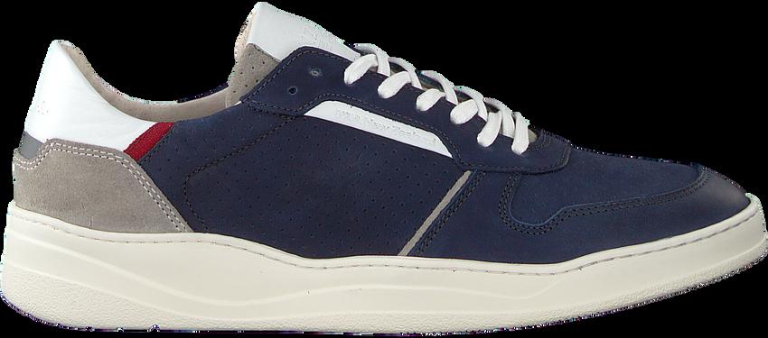 Blauwe NZA NEW ZEALAND AUCKLAND Sneakers KUROW II - larger