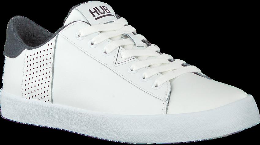 Witte HUB Lage sneakers HOOK-R  - larger