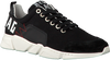 Zwarte RED RAG Sneakers 13173 - small