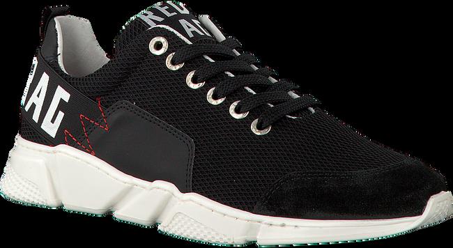 Zwarte RED RAG Sneakers 13173 - large