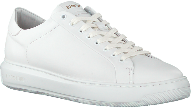 Witte BLACKSTONE Lage sneakers TG40  - large