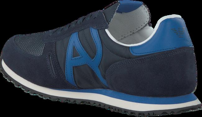 blauwe ARMANI JEANS Sneakers 935027  - large