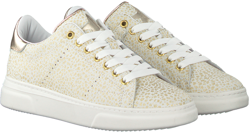 Gouden HIP Lage sneakers H1279  - larger