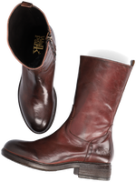 Cognac WALK IN THE PARK Hoge laarzen 6570  - medium