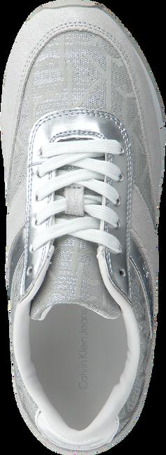 Zilveren CALVIN KLEIN Sneakers TEA - large