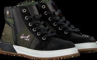 Groene OMODA Hoge sneaker A0F504E6L_BLGNOM  - medium