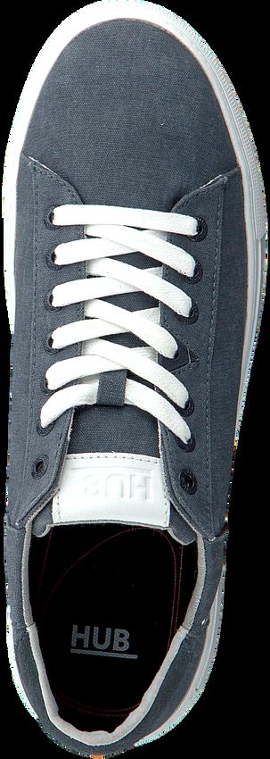 Blauwe HUB Lage sneakers HOOK-M CS  - larger