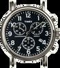 Zilveren TIMEX Horloge WEEKENDER CHRONO - small