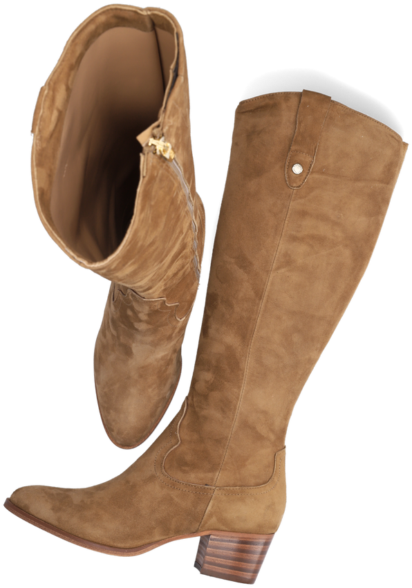 Beige NOTRE-V Hoge laarzen 5011\08  - larger