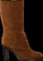 Cognac NOTRE-V Lange laarzen AH70  - medium