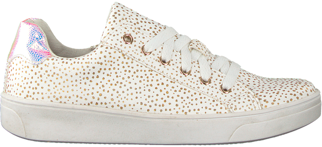 Witte TON & TON Lage sneakers OM120261  - large