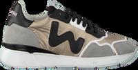 Gouden WOMSH Lage sneakers RUNNY DAMES  - medium