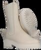 Witte NUBIKK Chelsea boots FAE ADAMS  - small