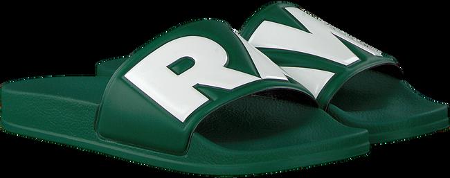 Groene G-STAR RAW Slippers CART SLIDE - large