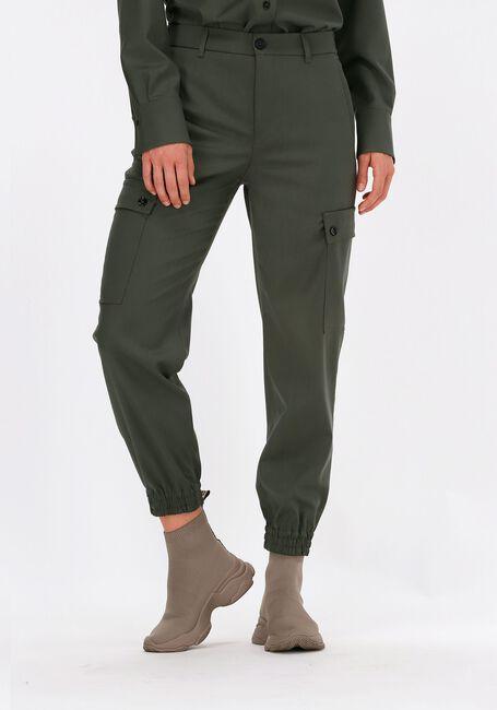 Groene DRYKORN Pantalon FREIGHT  - large
