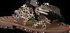 beige LAZAMANI Slippers 75.538  - small