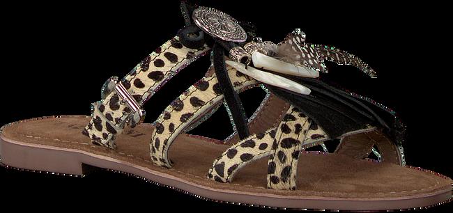 beige LAZAMANI Slippers 75.538  - large