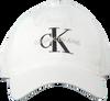 Witte CALVIN KLEIN Pet J MONOGRAM CAP M  - small