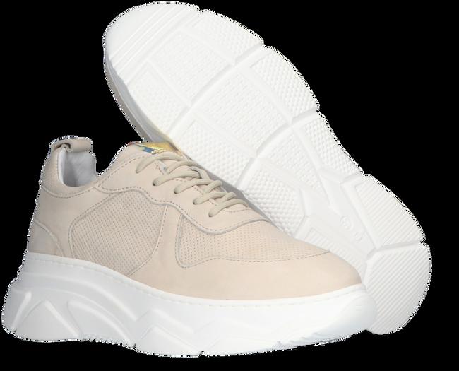 Beige RED-RAG Lage sneakers 71178  - large