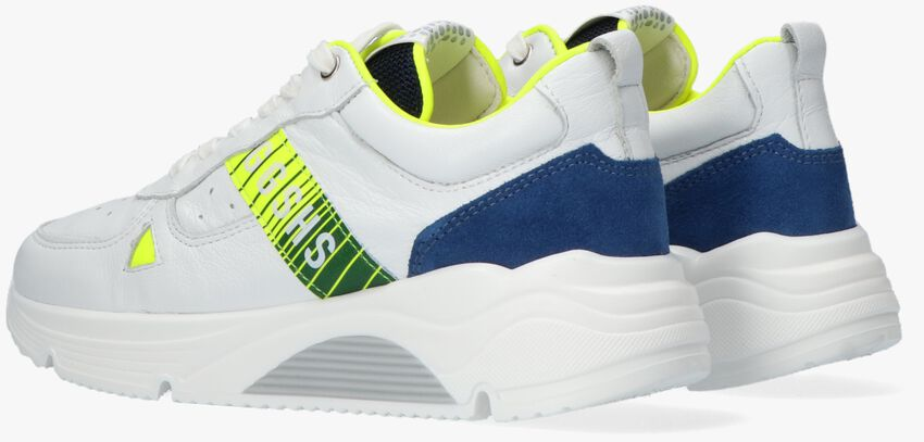 Witte GIGA Lage sneakers G3681  - larger